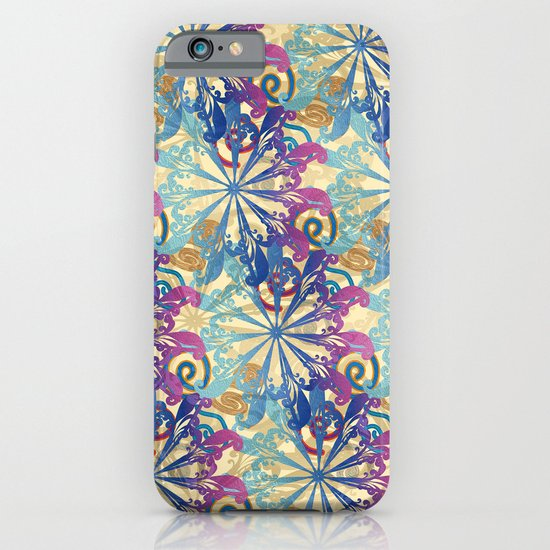 Pattern fantasy iPhone & iPod Case
