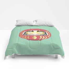 Daruma Doll Comforters