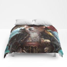 Jean Lafeet Comforters