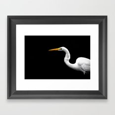 Heron#1 Framed Art Print