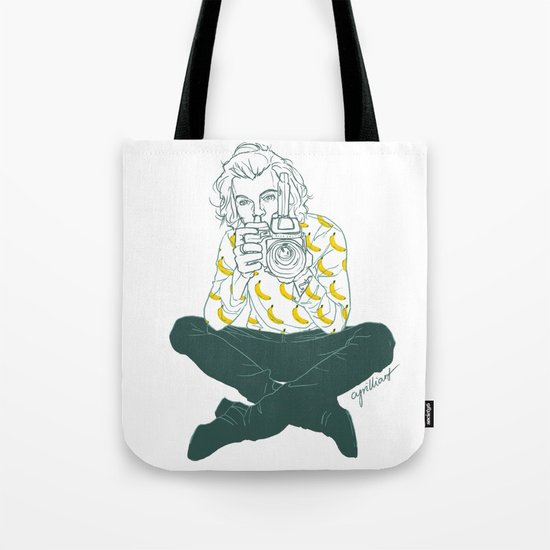 Banana Boy Tote Bag