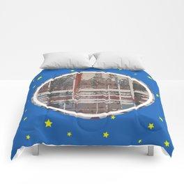 Waterlogged - star Comforters