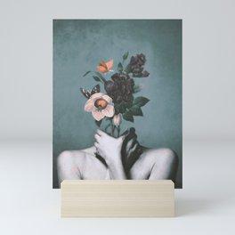 inner garden 3 Mini Art Print