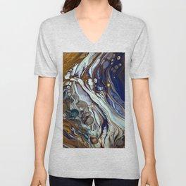 Absract Art Painting Unisex V-Neck
