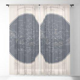 Carte Celeste Sheer Curtain