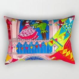 The Hunchback of Notre Dame Rectangular Pillow