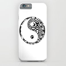 Black and White holes Slim Case iPhone 6s