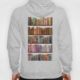 Jane Austen Vintage Book collection Hoody