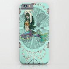 Mermaid Deco Slim Case iPhone 6s
