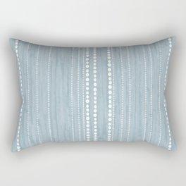 nostromo blue Rectangular Pillow