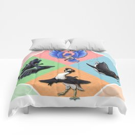 The Birds of Ness Comforters