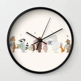 dream big Wall Clock