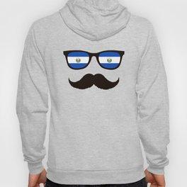 El Salvador Retro T Shirt Hoody