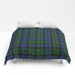 Clan Campbell Tartan Comforters