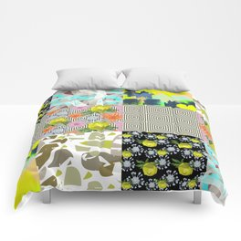 Patterns Comforters