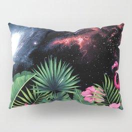 Tropical Space #7 Pillow Sham