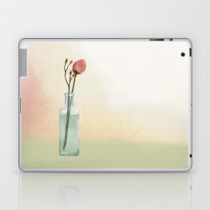 Flowers in Glass Laptop & iPad Skin