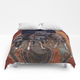 Hanus Cerberus Comforters