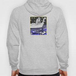 Warrior of the north Hoody