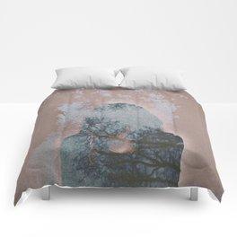 Hiding Behind Comforters