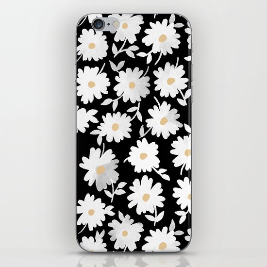 Daisies iPhone & iPod Skin