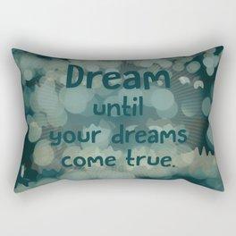 Dream Rectangular Pillow