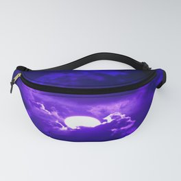 Midnight ... By LadyShalene Fanny Pack
