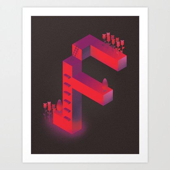 No. 26  Art Print