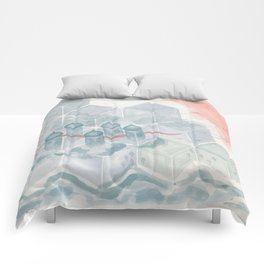 Abstract #5 Comforters