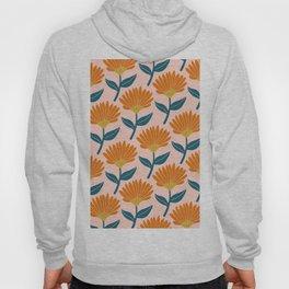 Floral_pattern Hoody