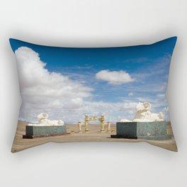 Atlas Studios Rectangular Pillow