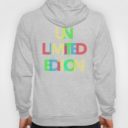 Unlimited Edition Hoody