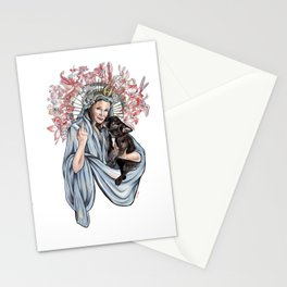 Carrie and Gary Stationery Cards
