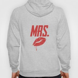 Funny Wife Mrs Bachelorette Party Gift Hoody