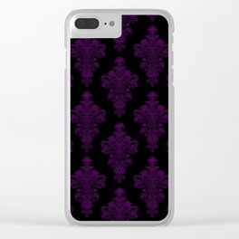 Shannon's Wedding Clear iPhone Case