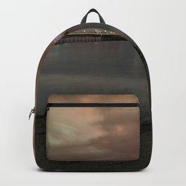 Worthing Pier Portrait Backpack
