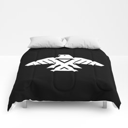 Thunderbird flag - HD image inverse Comforters