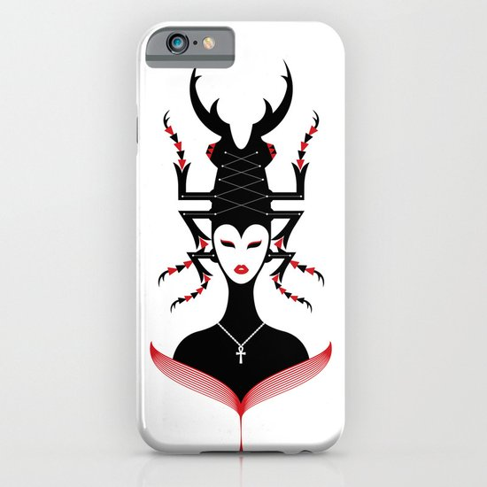 Eternal Queen iPhone & iPod Case
