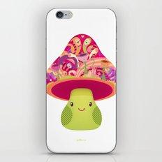 Mrs. Shroom iPhone & iPod Skin