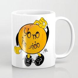 yo no he sido Coffee Mug