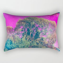 There IS No Path To Happiness, Happiness is The Path Rectangular Pillow