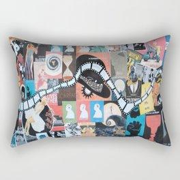 Movie Night.. Rectangular Pillow