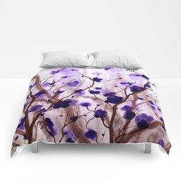 In the Purple Feild Comforters