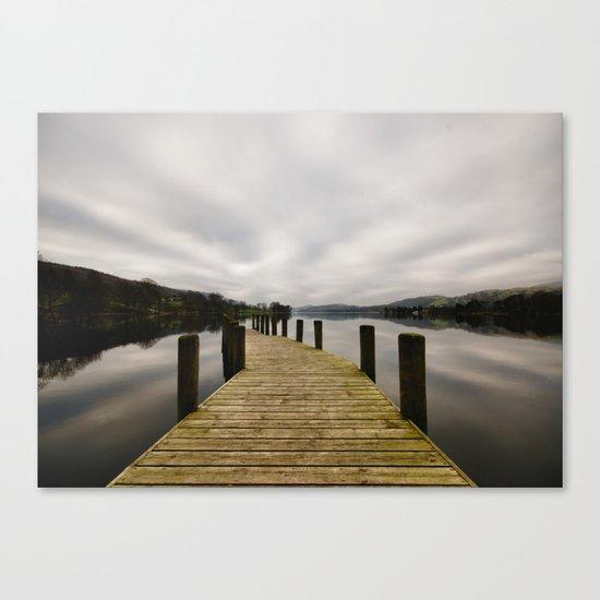 Coniston Water Canvas Print