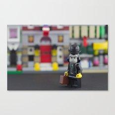 Monkey Suit Canvas Print