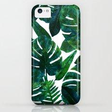 Perceptive Dream || #society6 #tropical #buyart iPhone 5c Slim Case