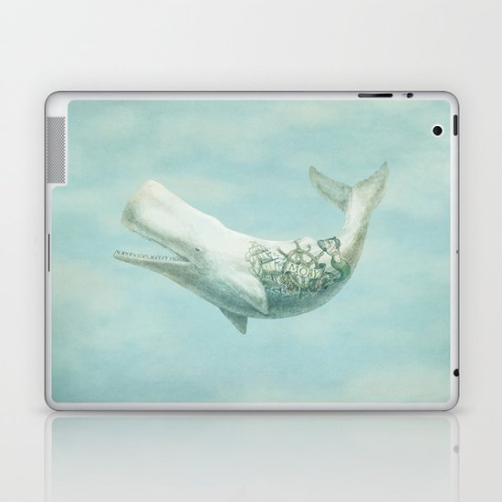 Far and Wide (Square Format) Laptop & iPad Skin