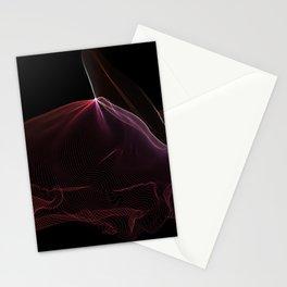 A Semi-transparent Merlot Aurora String Theory # 9 Stationery Cards