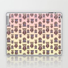 Owl pattern Laptop & iPad Skin