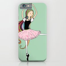 Colorful Ballerina Slim Case iPhone 6s